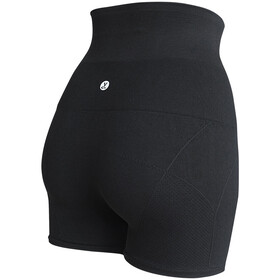 Kidneykaren Yoga Shortsit Naiset, black
